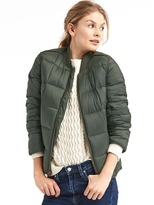 Gap ColdControl Max puffer bomber jacket