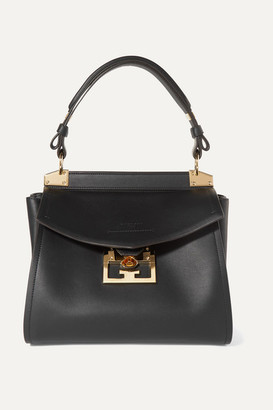 Givenchy Mystic Small Leather Tote - Black