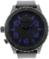 Nixon Men's A058-714 Stainless Steel Analog with Dial Watch