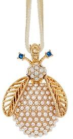 Joanna Buchanan Seed Pearl Bug Hanging Ornament