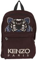 Kenzo Large Tiger Logo Backpack