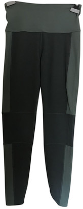 Beyond Yoga Green Spandex Trousers