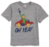 Junk Food Clothing Boy's Looney Tunes - Oh Yeah! T-Shirt