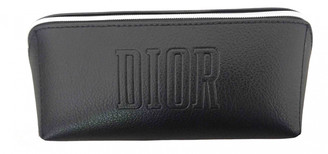 Christian Dior Black Synthetic Travel bags