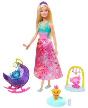 Barbie Dreamtopia Dolls and Accessories