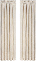 JCPenney QUEEN STREET Queen Street Maddison 2-Pack Curtain Panels