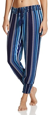 Surf.Gypsy Stripe Genie Swim Cover-Up Pants
