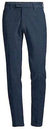 Boglioli Tapered-Fit Micro Corduroy Pants