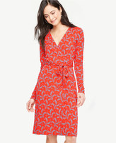 Ann Taylor Home All Tall Tall Fern Always On Wrap Dress Tall Fern Always On Wrap Dress