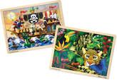 Melissa & Doug Jigsaw Bundle 48Pc Puzzle