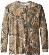 Carhartt Men's Big & Tall Long Sleeve T-Shirt