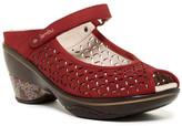 Jambu Journey Peep Toe Wedge Sandal
