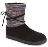Toms Girl's 'Nepal' Stripe Boot