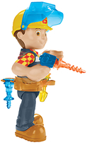 Bob the Builder Switch and Fix Figure with Tools