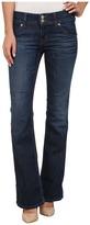 Hudson Petite Signature Bootcut Jeans in Enlightened