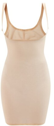 Wolford Tulle Shapewear Dress - Womens - Nude