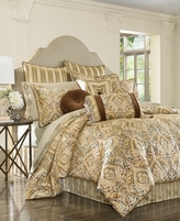 J Queen New York Serenity Spice California King Comforter set