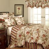 Waverly Charleston Chirp Reversible Quilt Set
