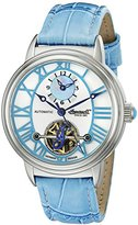 Ingersoll Women's IN5004BL Baton Rogue Analog Display Automatic Self Wind Blue Watch