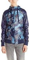 Jet Lag Men's Reversible Nylon Jacket