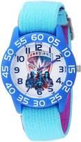 Marvel Boy's 'Guardian' Quartz Plastic and Nylon Casual Watch, Color: (Model: WMA000130)