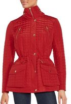Michael Kors Missy Quilted Jacket
