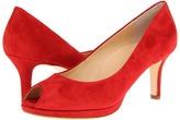 Paul Green Princeton (Red Suede) - Footwear
