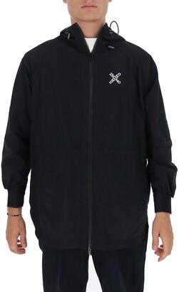 Kenzo Sport Little X Lightweight Parka Jacket