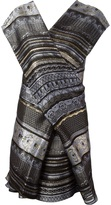 Kenzo eye jacquard dress