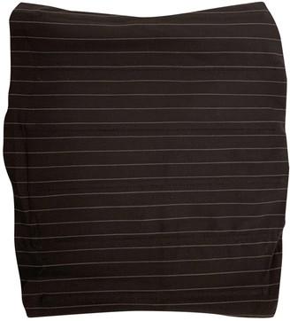 Miaou Black Linen Top for Women