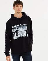 Cheap Monday Pullover Skull Party Hoodie