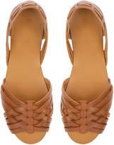 Warehouse Leather Huarache Shoe