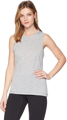 2xist Women's Cut Out Back Active Tank Top