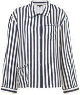 Morgan Lane Dillon striped pyjama top