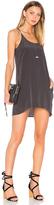 Chaser Silk T Back Mini Dress