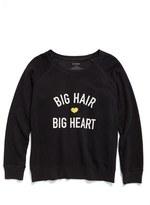 Drybar Women's Capsule Big Hair, Big Heart Sweatshirt