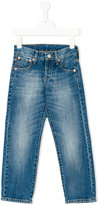 Levi's Kids - straight leg jeans - kids - Cotton - 4 yrs