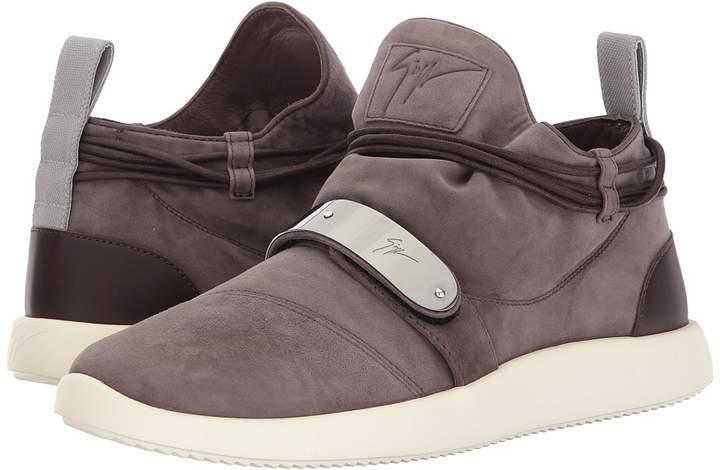 Giuseppe Zanotti Single Low Top Sneaker Men's Lace up casual Shoes