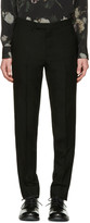 Lad Musician Black Slim Trousers