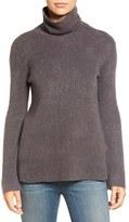 Hinge Women's Bell Sleeve Turtleneck Sweater