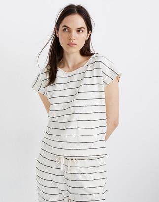 Madewell Striped Siesta Pajama Top