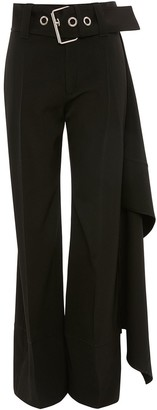 J.W.Anderson Oversize Belt Straight Trousers