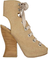 Acne Studios Chiara Ankle Boot Natural