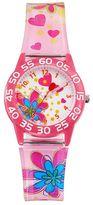 Red Balloon Kids' Time Teacher Flower Watch
