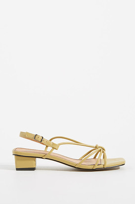 Matiko Perry Knotted Sandals By in Black Size 36
