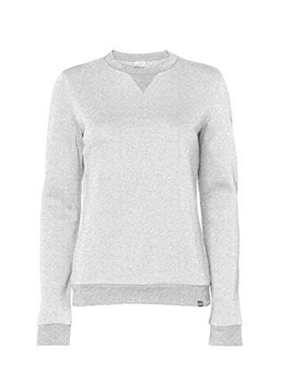 Puma CARE OF by Women's Long Sleeve Crew Neck Fleece Sweatshirt