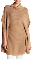 Julie Brown Cindy Mock Neck Poncho