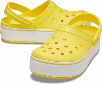 Crocs Crocband Platform Clog