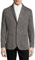 Ted Baker London Textured Jersey Suit Jacket