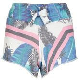 Wildfox Couture Cutie Palm Print Shorts